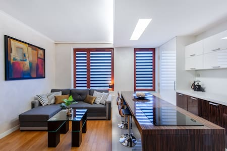 """""""Luxury Apartment in Warsaw"""" ClickTheFlat"""