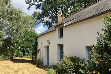 Gorgeous Rural Farmhouse Southern Brittany