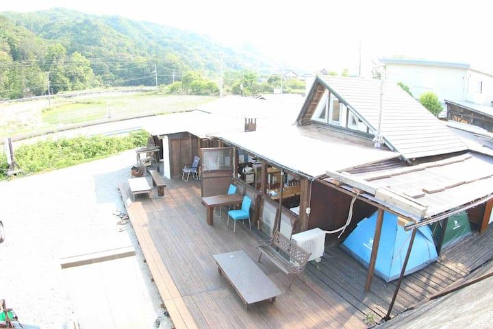 1名個室/ビーチフロント/宍喰/生見/SUP,SURFスクール/リラクゼーション/大阪から直行バス