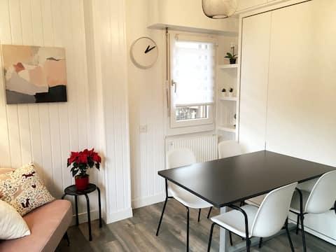 Apartment «Chèrèinâ» 2 rooms +Terrace  - Tzoumaz