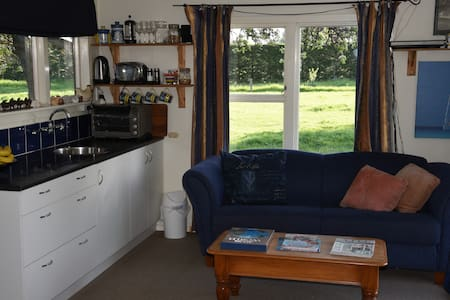 Vineyard cottage - Blenheim - Cabin