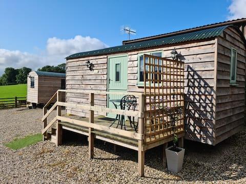 The Stanage Edge Shepherd's Hut