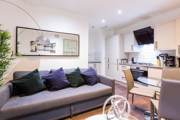Luxury 3 Bed Two Minutes from Shoreditch Station