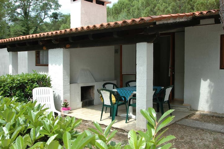 Bungalow tipo B