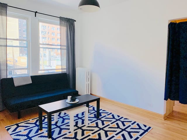 2 Bedrooms 1 Bath By Granville Red Line Stop