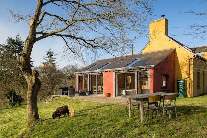 maison en campagne - Bretagne - Casa