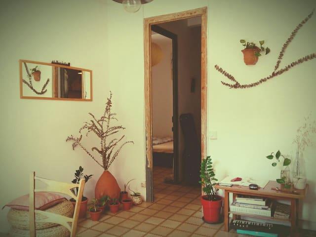 Lovely room in Born neighborhood ! - Barcelona - Apartamento
