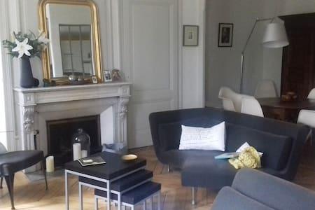 Au centre de Lyon, charme, confort et modernité.