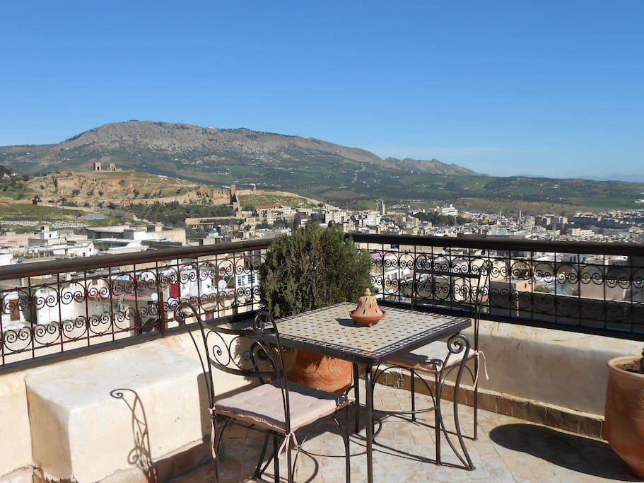 Fez yamanda houses for rent in fes boulemane fes for Airbnb fez