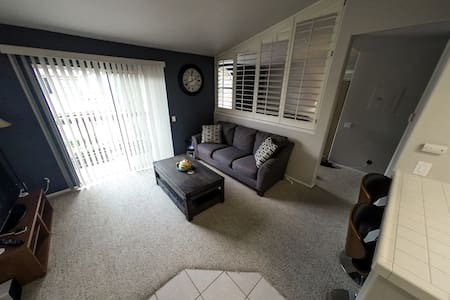 Cozy 1Brm near food/shopping/disney - Tustin - Hus