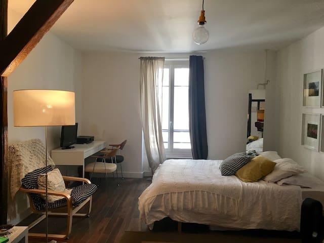 Your Parisian getaway