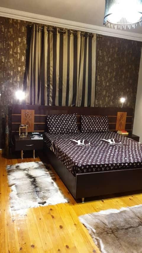 Extra super luxury apartment.
