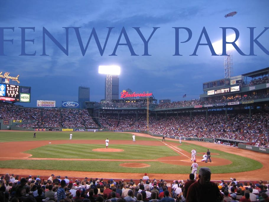 Steps Away From World Famous Fenway Park