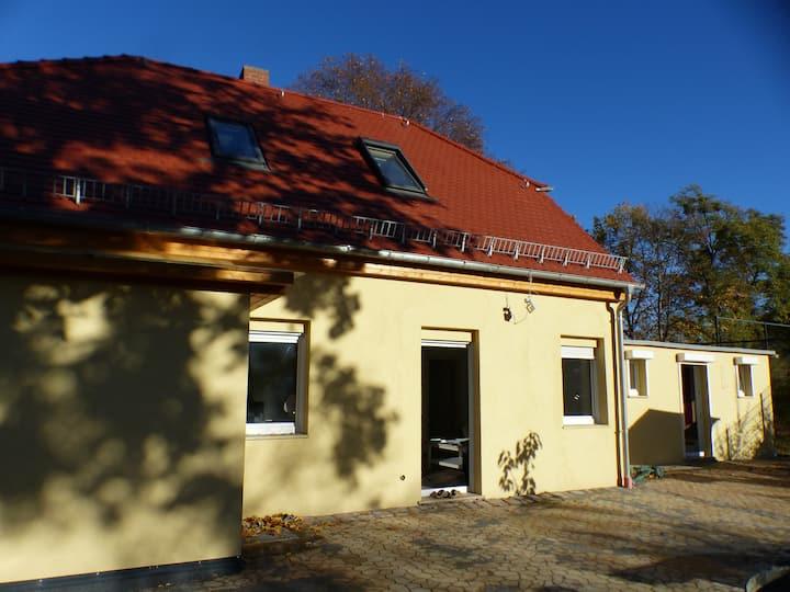 Ehemaliges Torhaus am Rande der Dresdner Neustadt