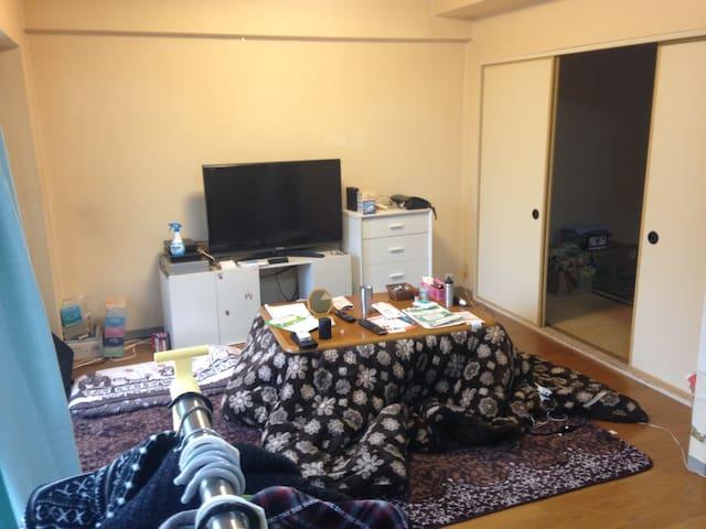 便利です!岩手と盛岡を満喫する拠点におすすめ。 - Morioka-shi - Apartament