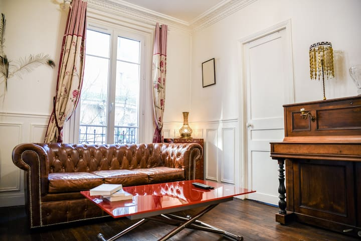 Charming Apartment - Neuilly S/Seine Bail Mobilité