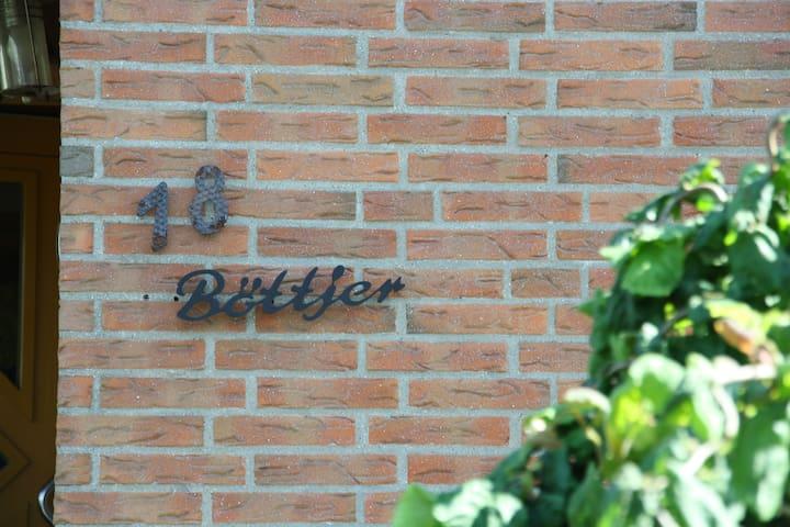 Böttjer's Bude 3 Zimmer, möblierte Wohnung - Bremerhaven - Apartment