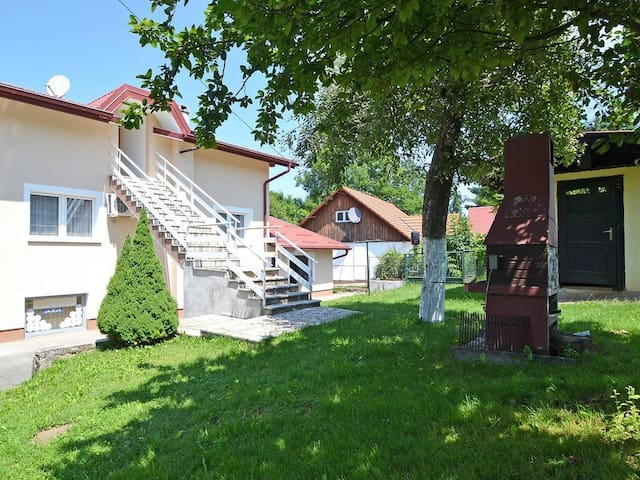 Two bedroom apartment with balcony Rakovica, Plitvice (A-15514-a)