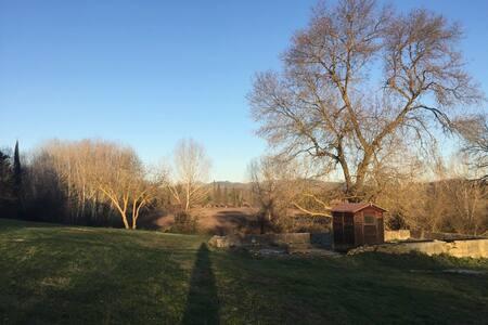La casa del Giaggiolo - Provincia di Grosseto