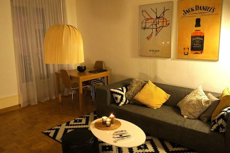Lausanne - Quartier Sous-Gare - Lausanne - Wohnung