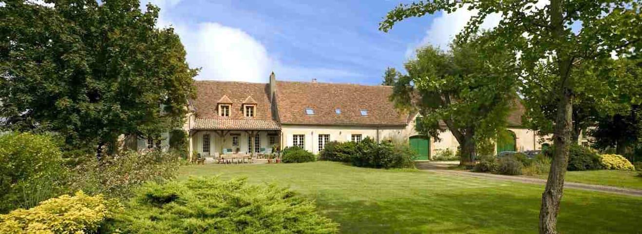 Domaine Maison DoDo - Chambres - Lamonzie-Saint-Martin - Penzion (B&B)
