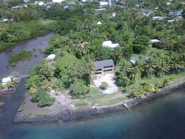 VAIALA BEACH HOME Ground Level