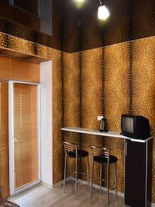 уютная гостинка,ЮЖД 2 мин,свежий ремонт,wi-fi - Kharkiv - Lainnya