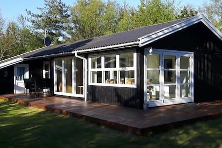 Sommerhus tæt på skov og strand - Vig