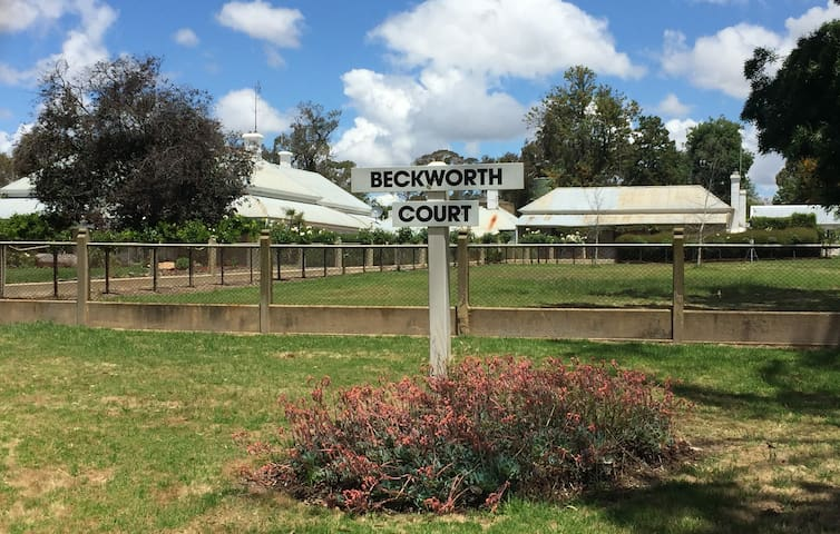 Relax at Beckworth Court