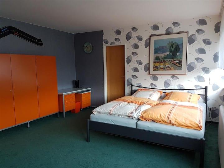 Gästeappartment im Retro-Style für Business/Urlaub