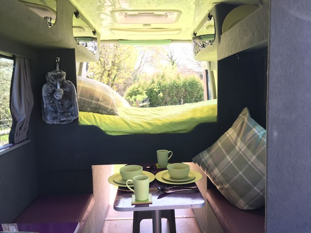 Ambi Campervan - sole use field