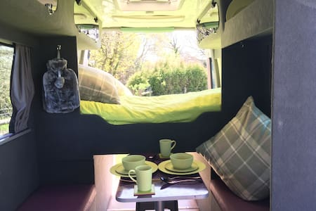 Ambi Campervan - private field