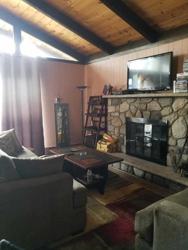 A Cozy Cabin Retreat