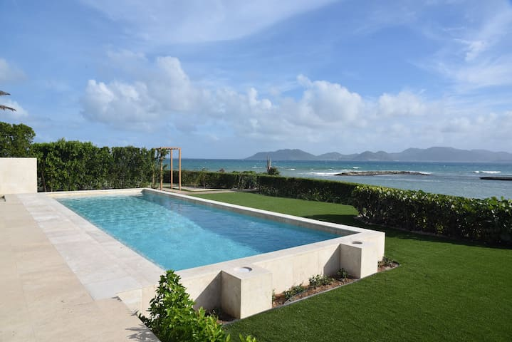 Beaches Edge Anguilla Villa - West