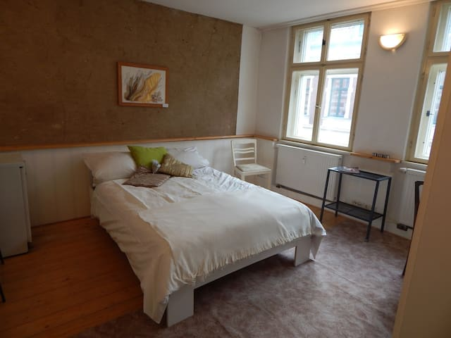 "Pension ""Cremeweiß"" - Haldensleben - Bed & Breakfast"