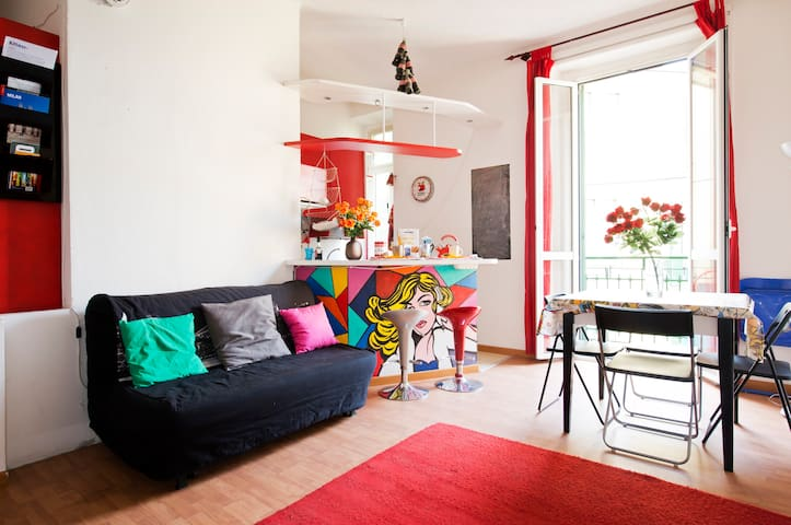 Amazing 2-BR flat in central area!