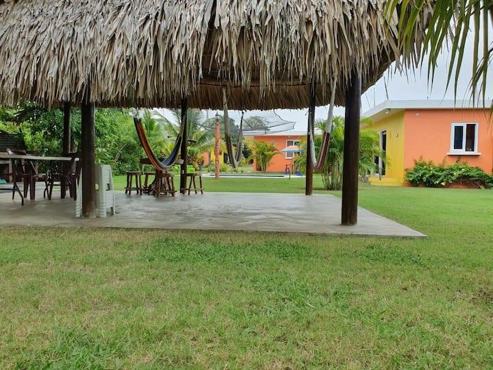 Casa de playa Costa Bambú