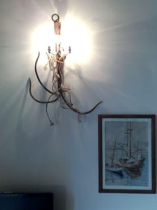 stanza marinara, particolare