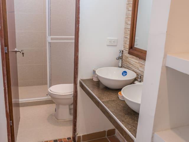 Habitaciones exclusivas en Santamarta $ - Santa Marta - House