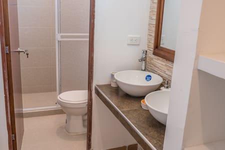 Habitaciones exclusivas en Santamarta $ - 圣玛尔塔 - 独立屋