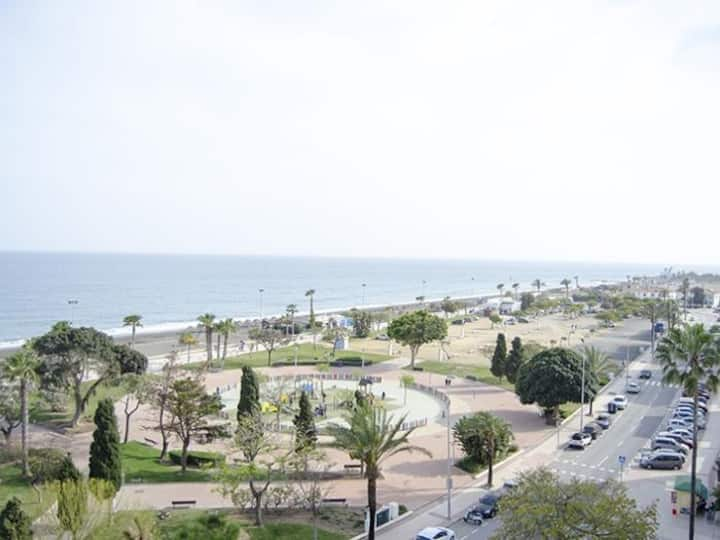 Studio apartments next to the beach. Ref. Terrasol-2