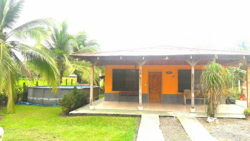 Fully Hause A/C Fortuna.     Villa Blessed