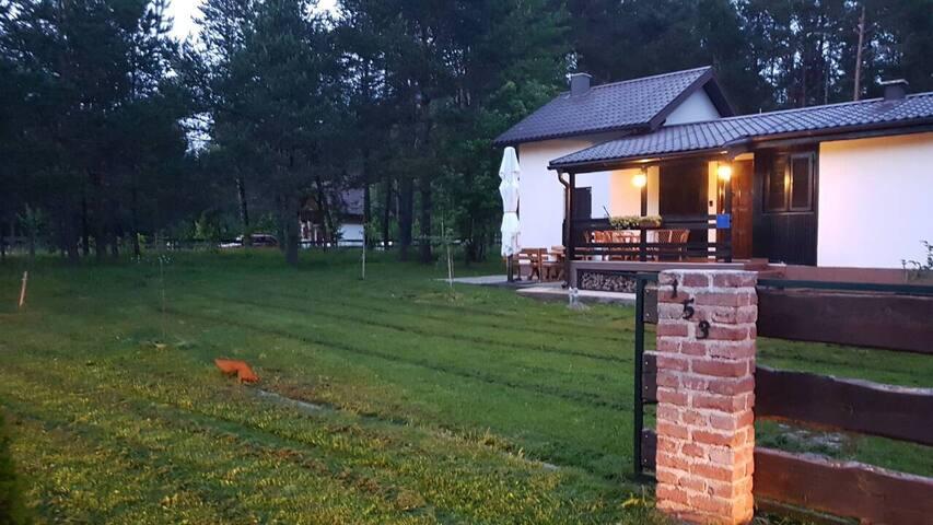 House Plitvice Lakes, Challet Mia Plitvička Jezera