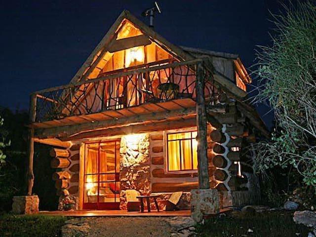 The Cypress Cabin - Harashim - Cabaña