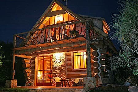 The Cypress Cabin - Harashim - Cabin - 0