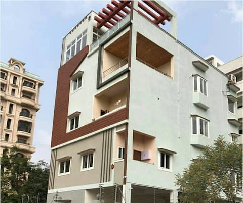 Vizag Homestay is a 2 Bedrooms with self cooking kitchen Independent home.