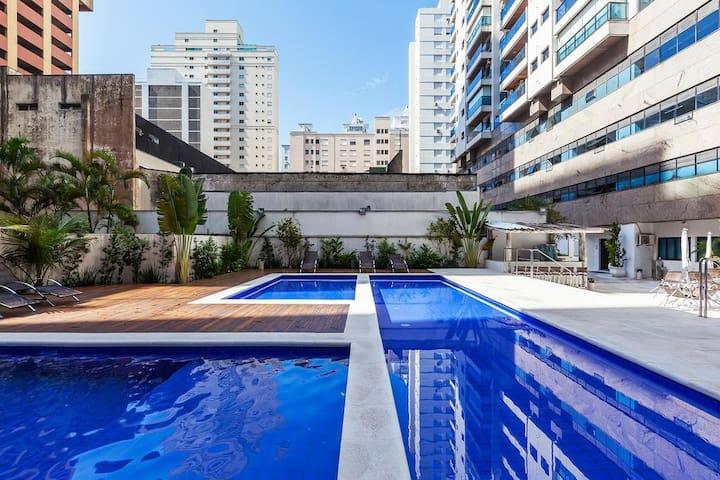 Apartamento Praia Pitangueiras - Guaruja