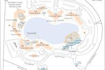 Disney Timeshare - Bonnet Creek 1 BR, Sleeps 4