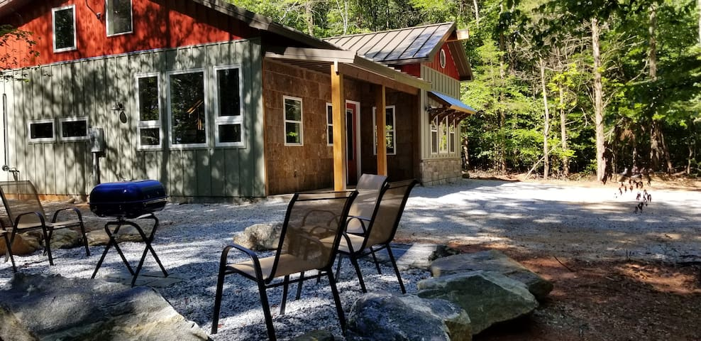 Storybook Caretaker's Cabin in the Woods -Clemson