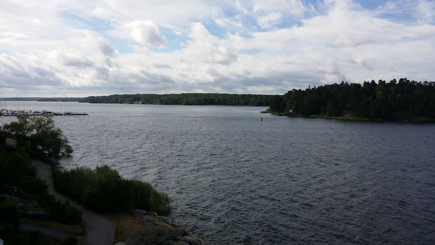 Relax in Stockholm with Super Seaview
